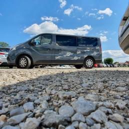 Parking Jagodic parkirišče blizu letališča Jožeta Pučnika